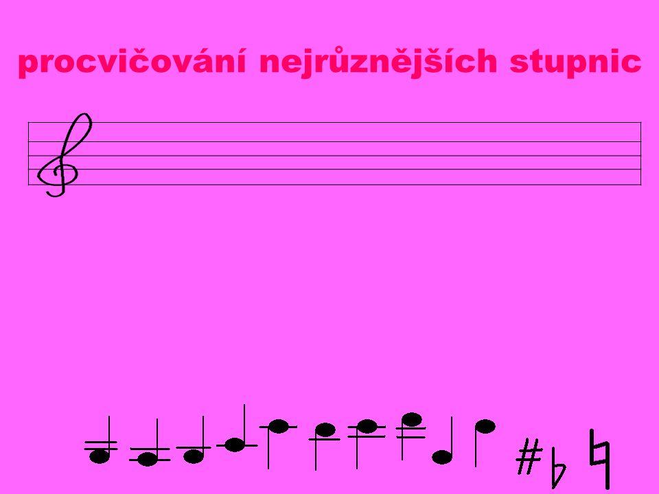 enharmonická záměna tónů jeden a ten samý tón můžeme v hudbě pojmenovat různými názvy tak například tón c zvýšený na cis můžeme rovněž chápat jako tón