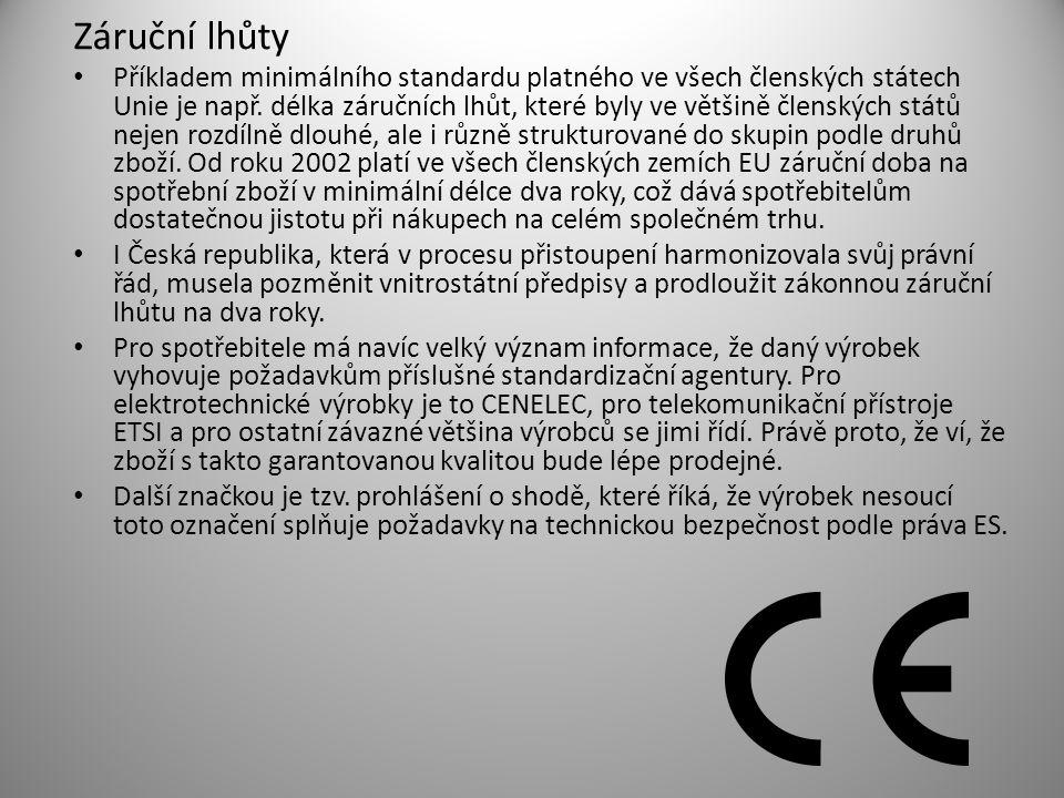 Politika ochranu spotřebitele v Evropské Unií Politika ochrany spotřebitele je horizontální povahy, protože vyžaduje, aby byla ochrana spotřebitele respektována při stanovení a provádění též jiných politika a činností Unie.