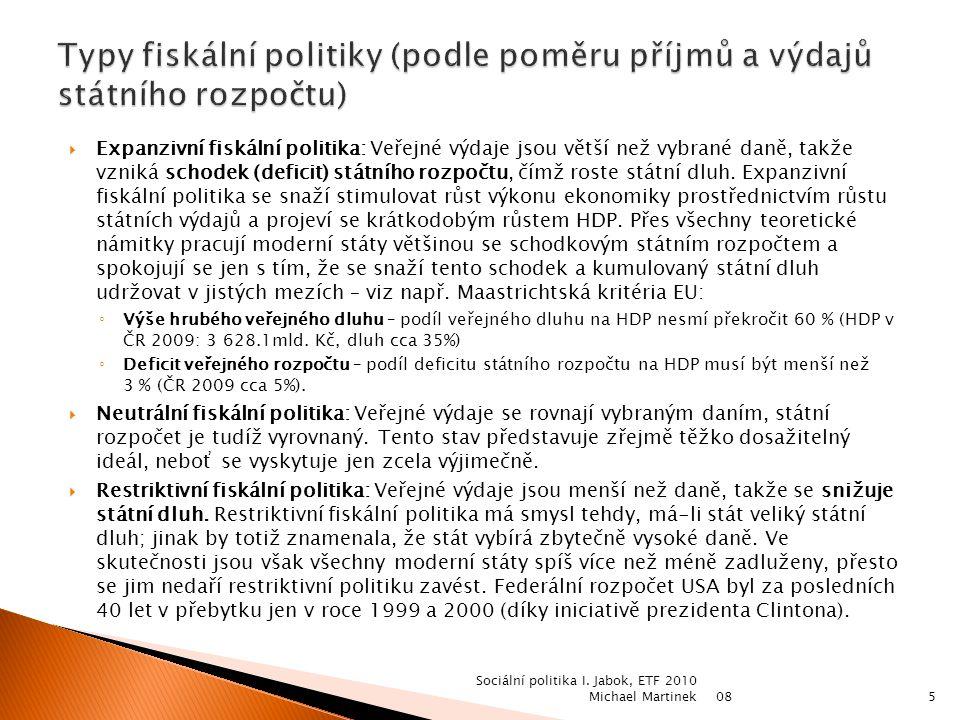08 Sociální politika I.