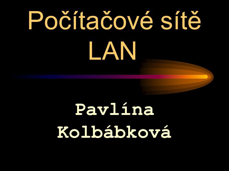 Obsah prezentace 1)Počítačové sítě 3 2)Dělení sítí 4 3)LAN – Local Area Network 5-8 4)Charakteristické odlišnosti sítí Server- client a peer-to-peer 9 5)Server-client 10-12 6)Peer-to-peer 13-15