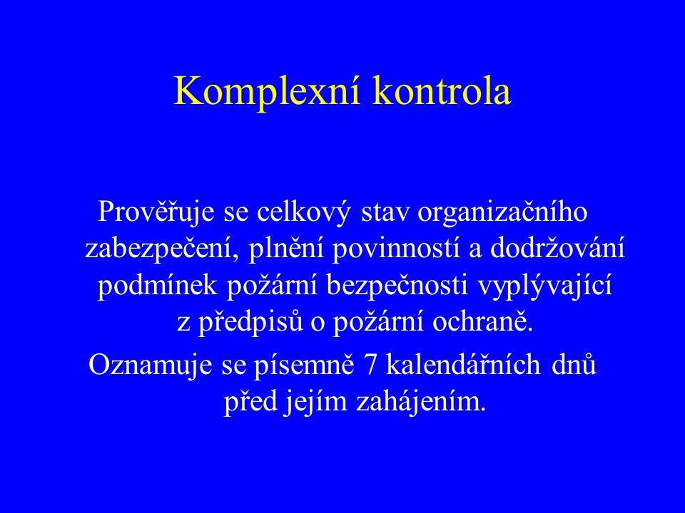 Odborná způsobilost dle zákona o požární ochraně Všichni příslušníci HZS ČR mohou vykonávat státní požární dozor.
