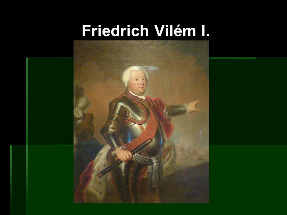 Friedrich Vilém I.