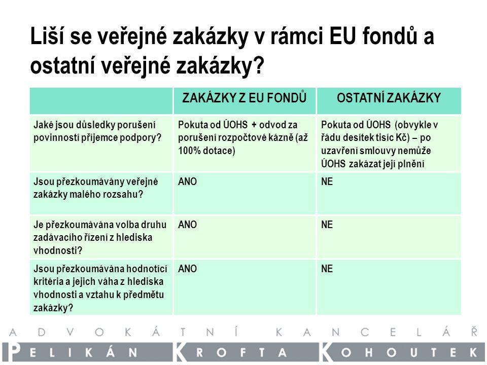 Závěr Činnost zprostředkujících subjektů ve vztahu k veřejným zakázkám klade na ZS značné odborné a personální nároky.
