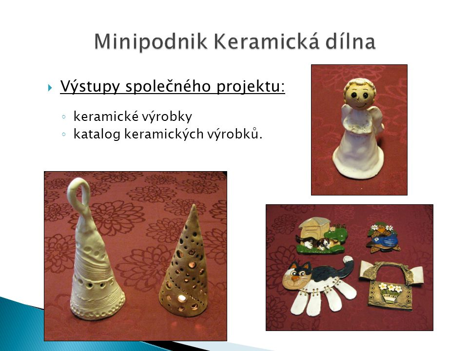 Město z keramiky
