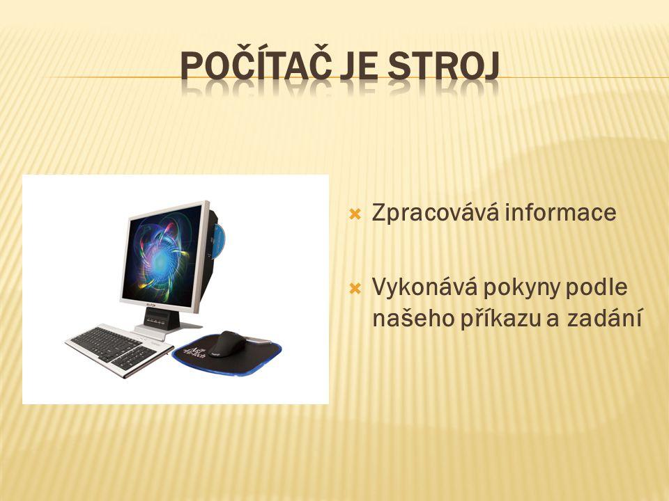  monitoru  klávesnice  počítačové skříně  myši