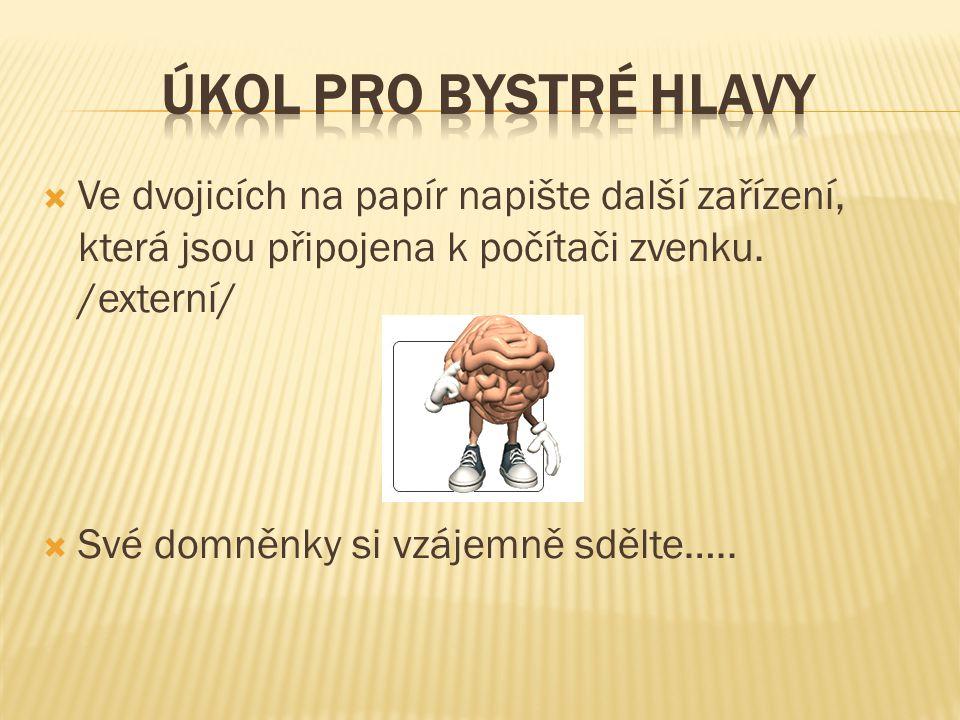 Reproduktory Digitální fotoaparát Skener Tiskárna