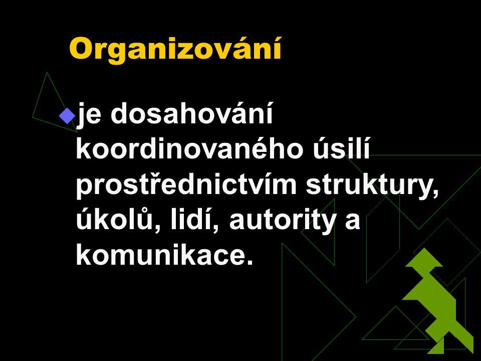Výrobkové struktury Jsou založeny na výrobkové specializaci.