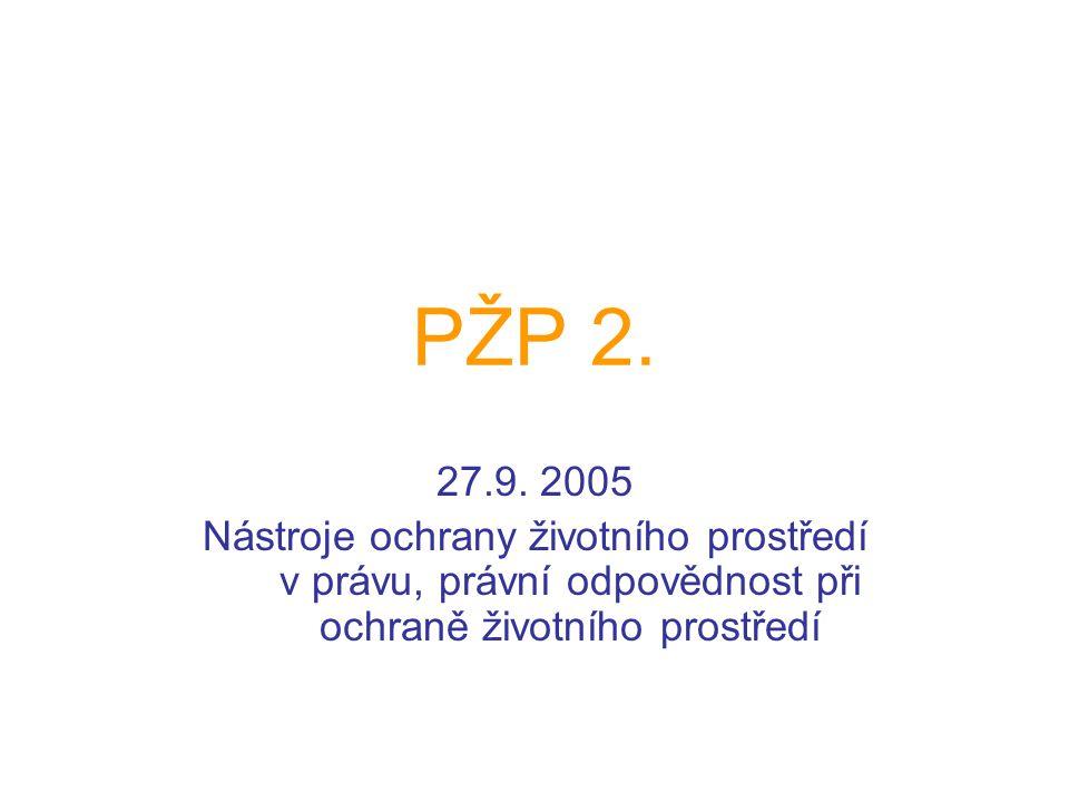 PŽP 2. 27.9.