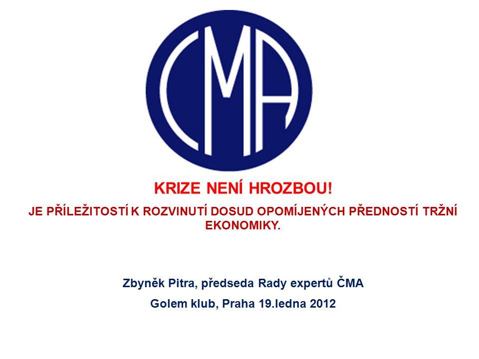 Exogenní jevy Organizace působící v tržní ekonomice jsou nejenom ekonomické, ale také společenské subjekty.