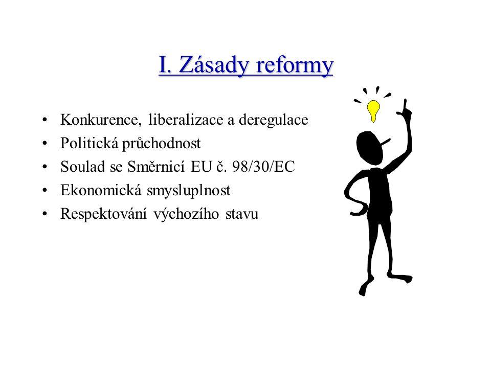 Obsah I.Zásady reformy II.Cílový stav III.Krátkodobé reformní kroky IV.