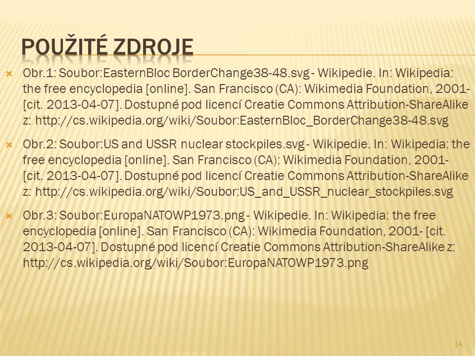  Obr.1: Soubor:EasternBloc BorderChange38-48.svg - Wikipedie. In: Wikipedia: the free encyclopedia [online]. San Francisco (CA): Wikimedia Foundation