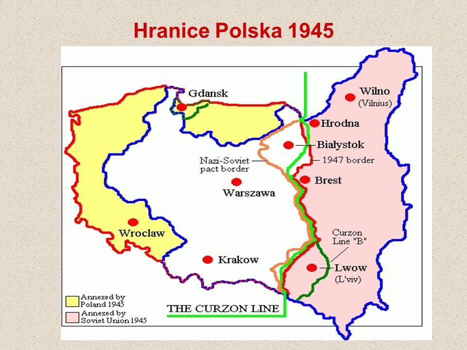 Hranice Polska 1945