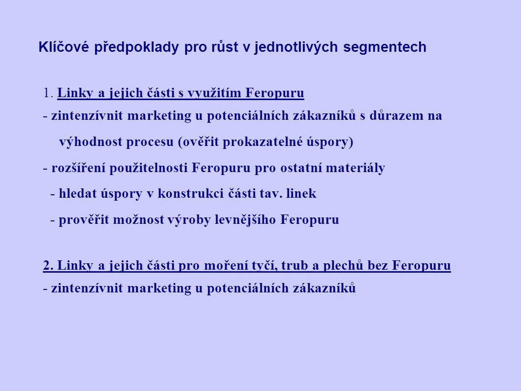 2.Ostatní zakázky Vývoj trhu: Rekonstrukce, resp.