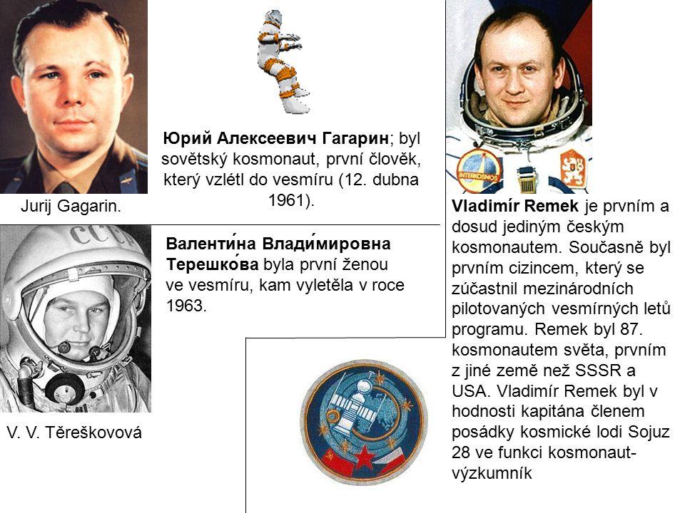 Jurij Gagarin.V. V.