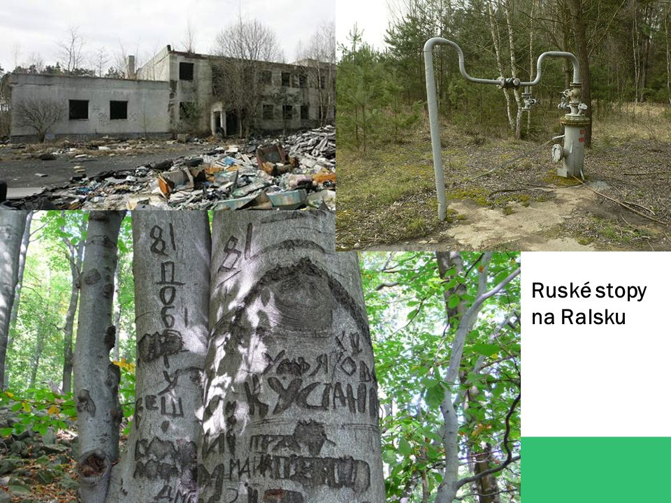 Ruské stopy na Ralsku