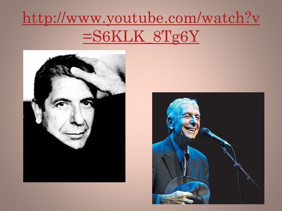 http://www.youtube.com/watch?v =S6KLK_8Tg6Y