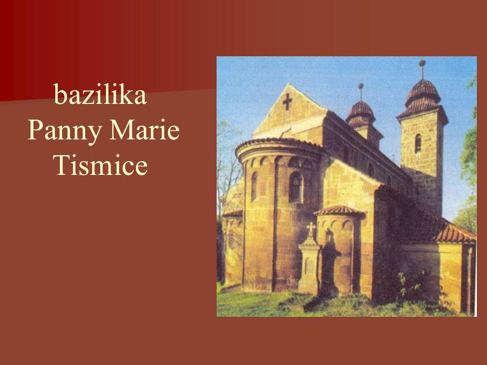 bazilika Panny Marie Tismice