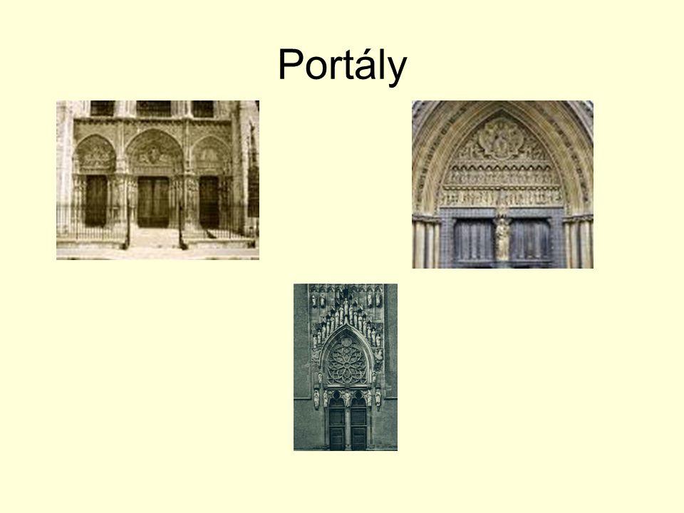 Portály