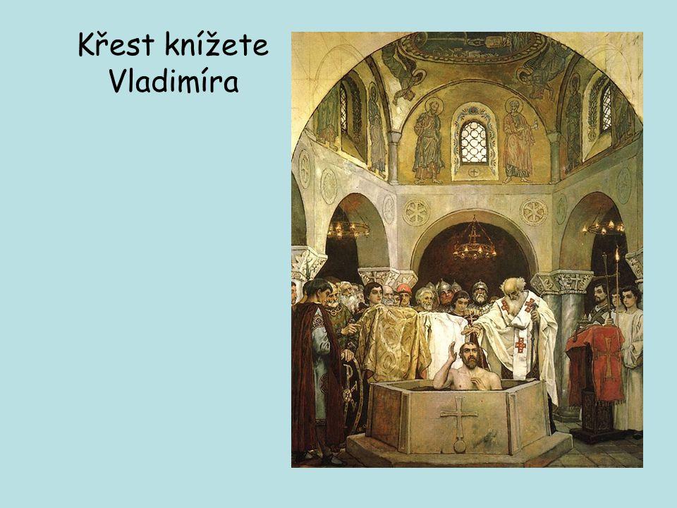 Křest knížete Vladimíra