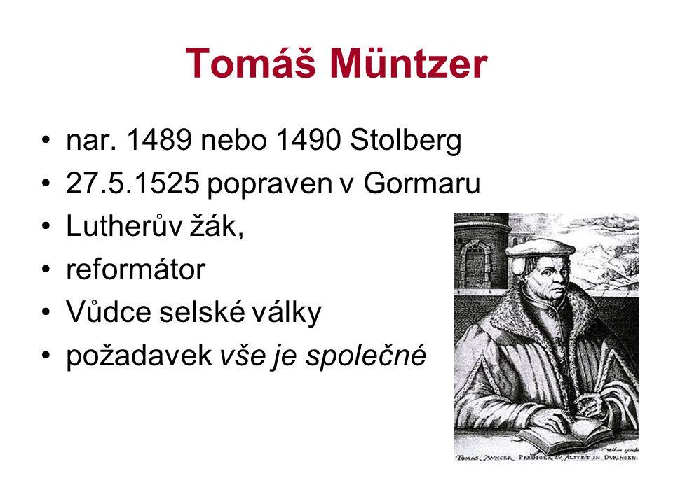 Tomáš Müntzer nar.