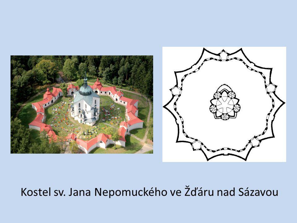 Kostel sv. Jana Nepomuckého ve Žďáru nad Sázavou