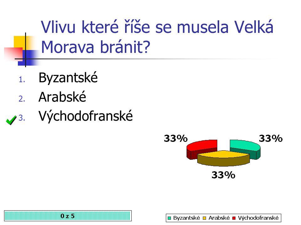 Kterého roku byl kníže Pribina vyhnán Mojmírem z Nitry? 0 z 5 e-skripta.eu 1. 833 2. 843 3. 853