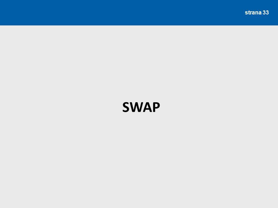 strana 33 SWAP