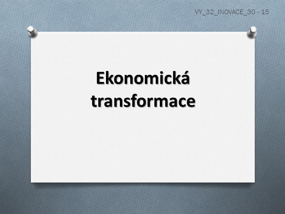Ekonomická transformace VY_32_INOVACE_30 - 15