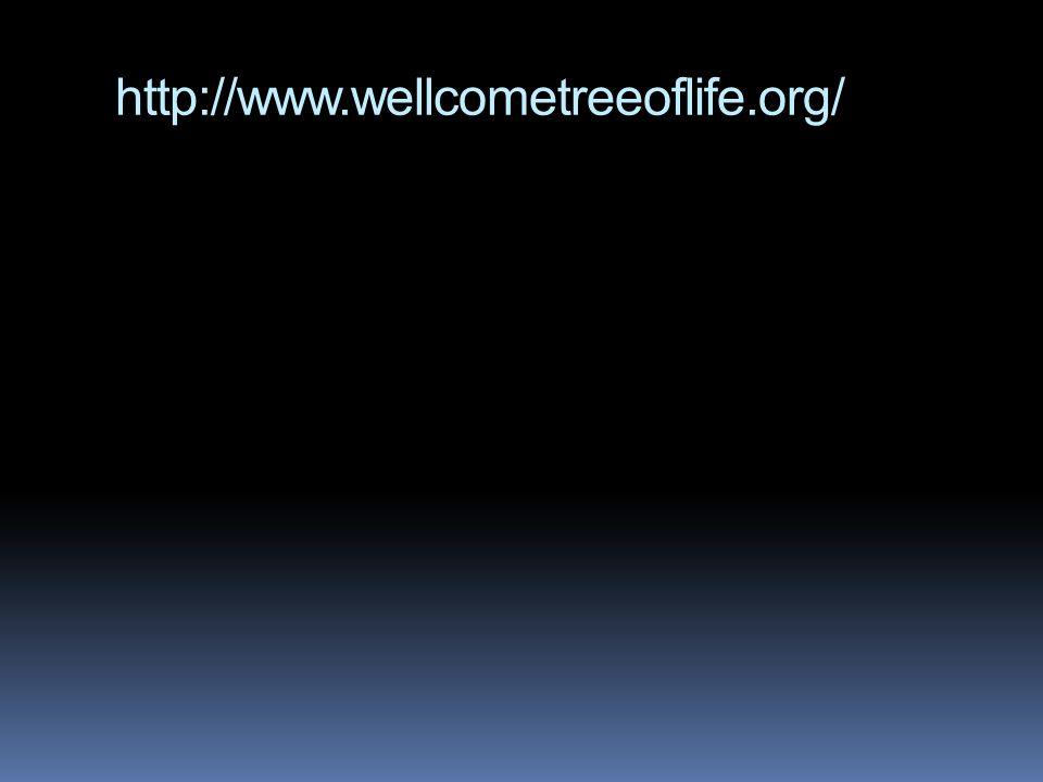 http://www.wellcometreeoflife.org/