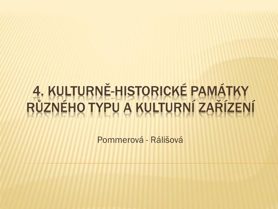 Pommerová - Rálišová