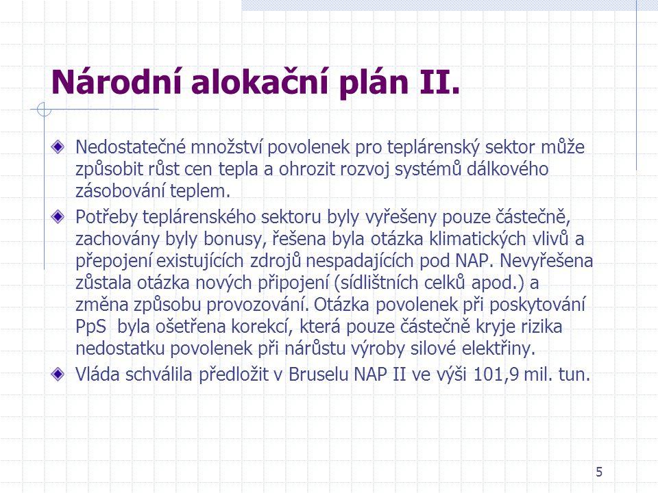 5 Národní alokační plán II.
