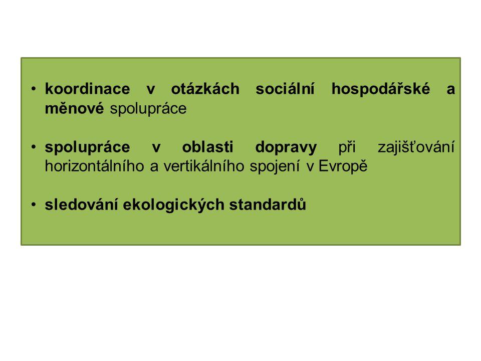 Koncepce EHP představuje soubor opatření, sbližující ekonomiky obou seskupení: odstranění technických a administrativních překážek v pohybu zboží přes