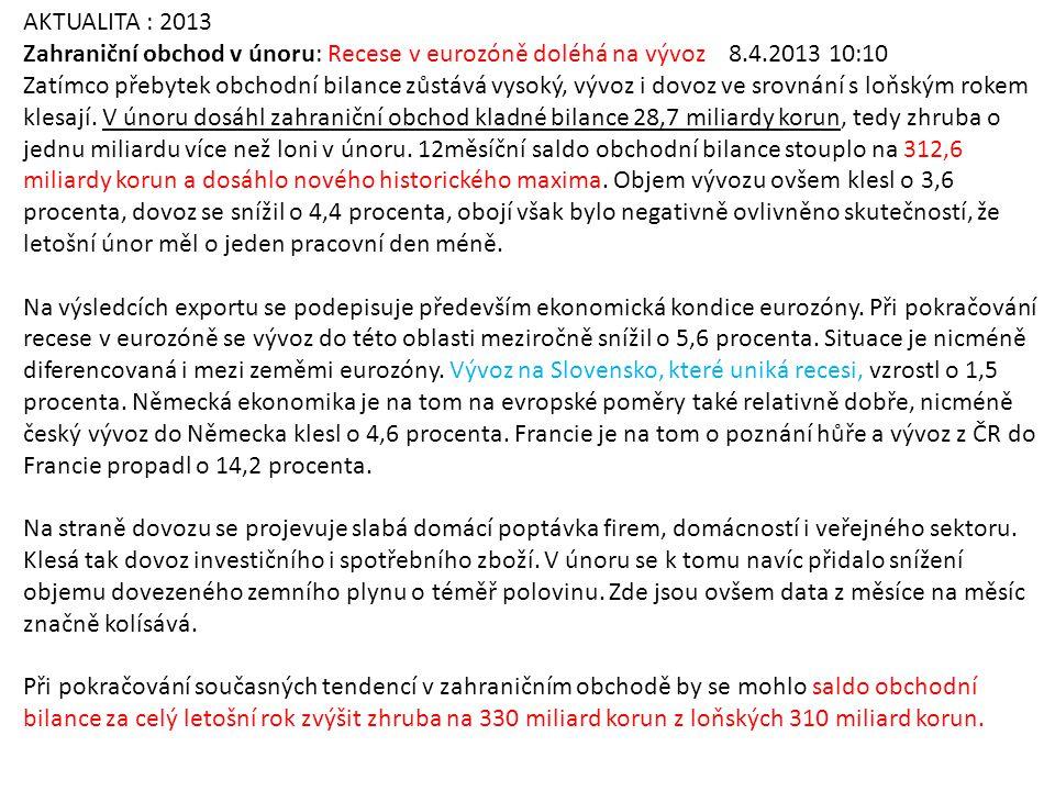 Zdroj: Materiály MPO ČR Nepreferenční obchodní vztahy Tento typ obchodních vtahů má EU s osmi vyspělými mimoevrospkými zeměmi a dále pak s řadou rozvo