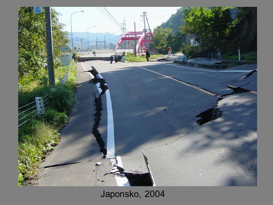 Japonsko, 2004