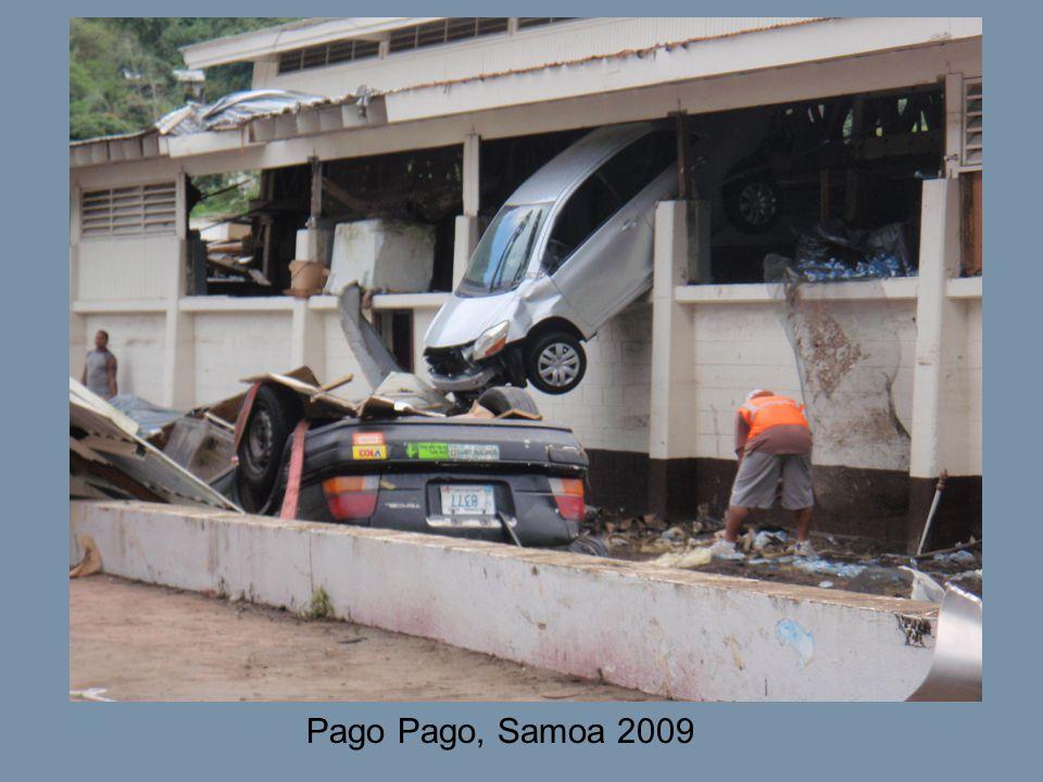 Pago Pago, Samoa 2009