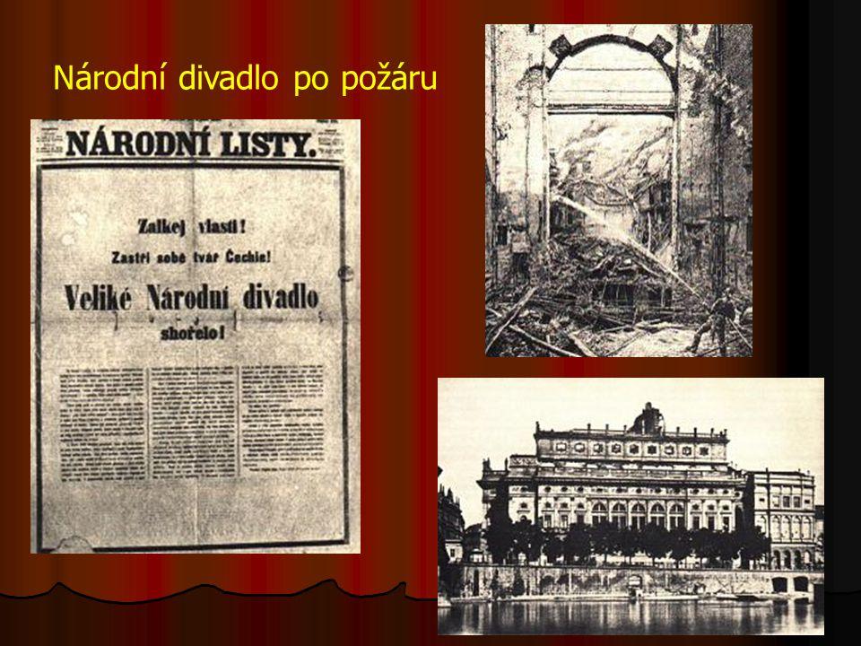Národní divadlo bylo poprvé otevřeno 11. června 1881 na počest návštěvy korunního prince Rudolfa. Odehrálo se v něm ještě dalších 11 představení, pak