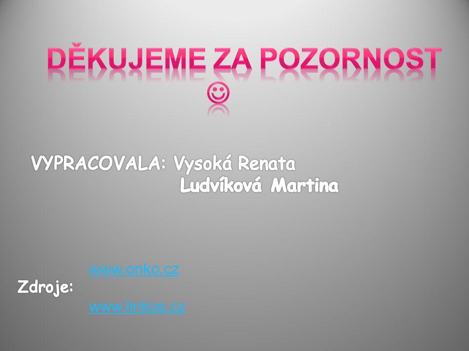 www.onko.cz www.linkos.cz
