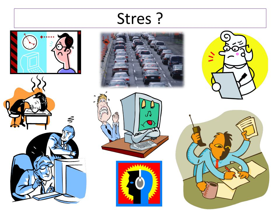 STRES = OBRANNÁ REAKCE ORGANISMU NA MIMOŘÁDNOU ZÁTĚŽ, KTERÉ UMOŽŇUJÍ PŘEŽITÍ ORGANISMU VE TÉTO SITUACI = NAPĚTÍ = NÁMAHA = NÁTLAK = PSYCHICKÝ NEKLID
