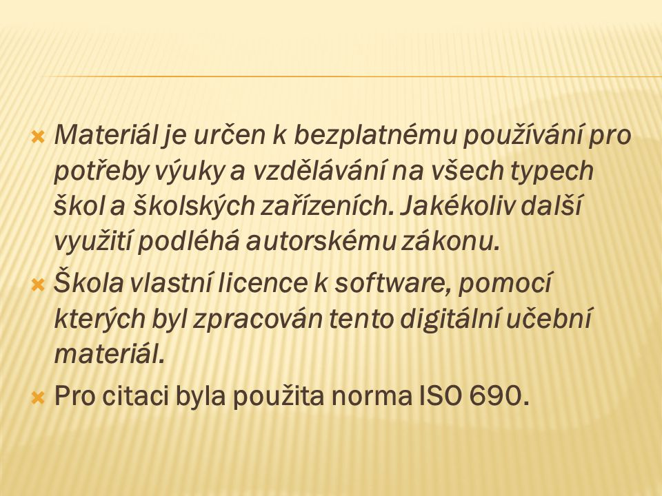  Pospíšil Jan, Závodná Lucie Sára: Mediální výchova, ComputerMedia, Kralice na Hané 2009, s.37-38, ISBN: 978-80-7402-022-3  MIČIENKA, Marek a Jan JIRÁK.