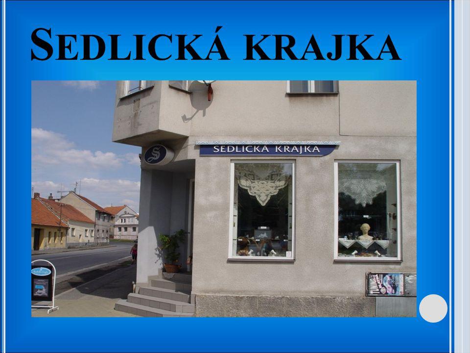 S EDLICKÁ KRAJKA