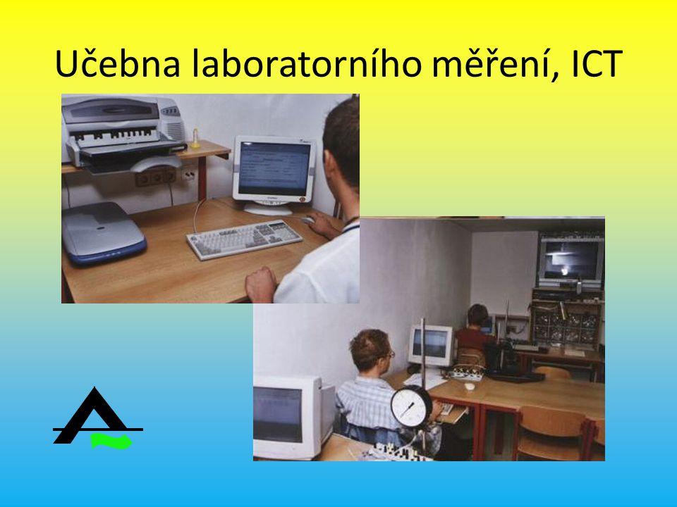 Učebna laboratorního měření, ICT