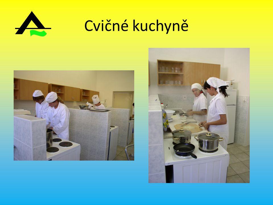 Cvičné kuchyně