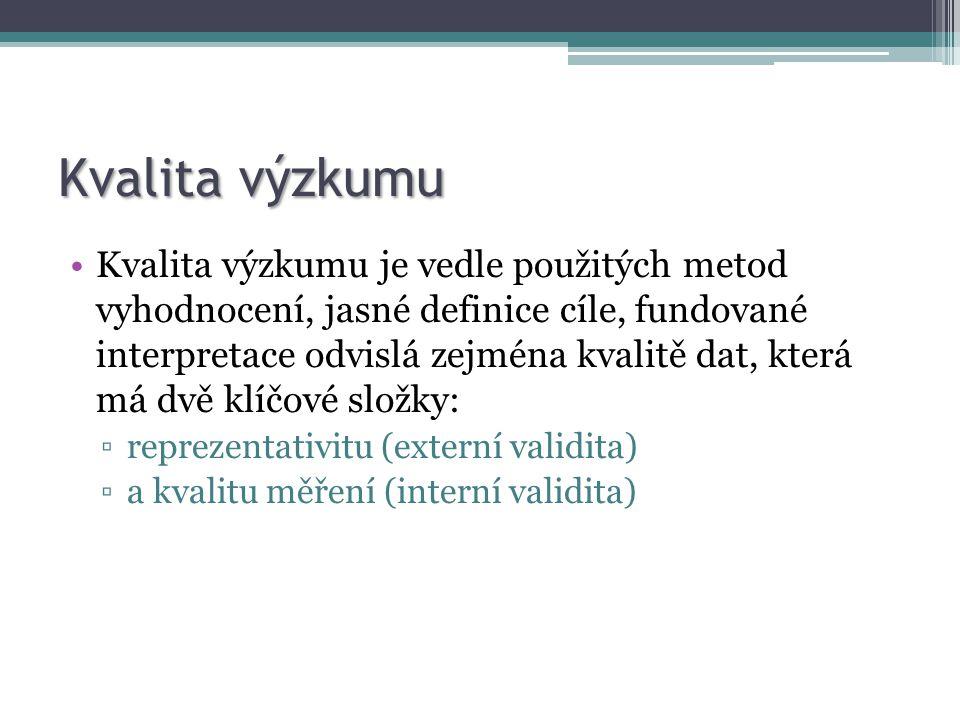 Typy dat Neparametrické ▫Nominální (nominal) – např.