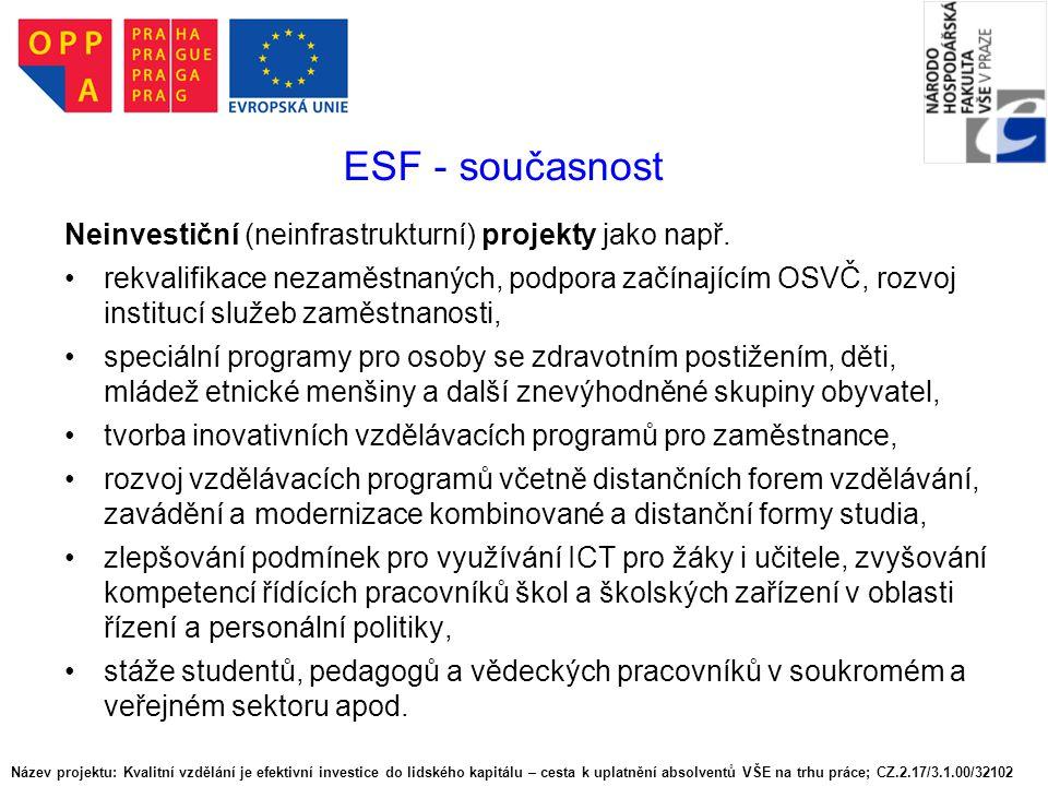 Evropský zemědělský záruční a podpůrný fond (European Agricultural Guidance and Guarantee Fund - EAGGF) EAGGF - od roku 1962.