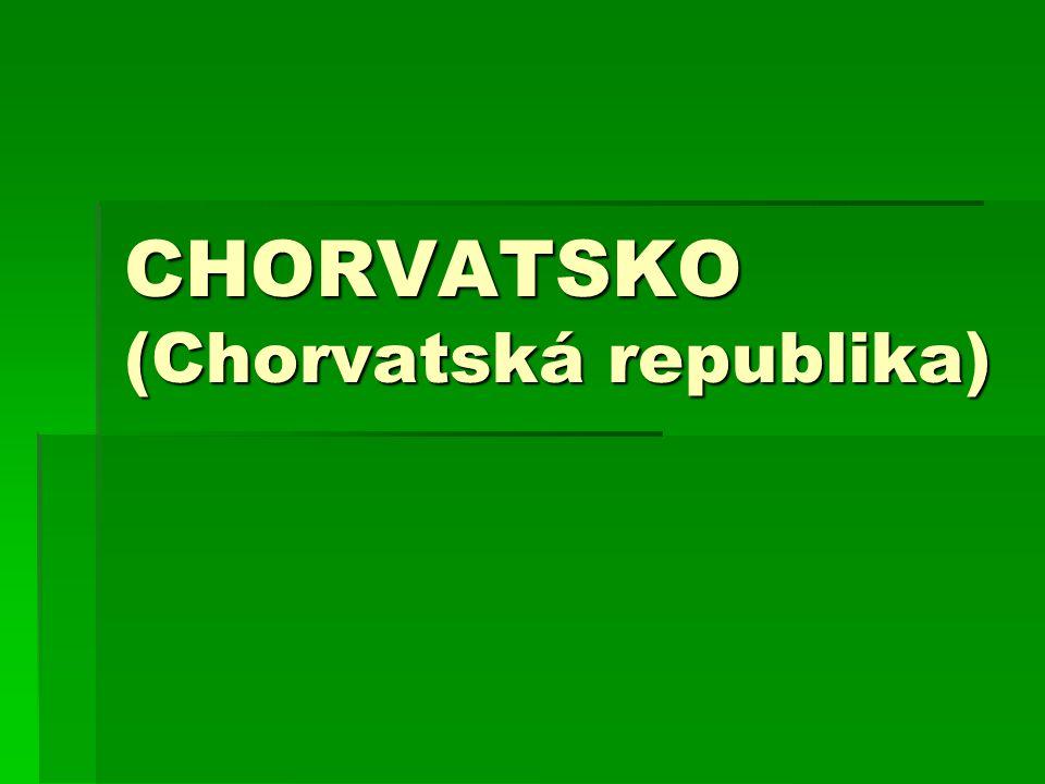 Co víte o Chorvatsku.Kde leží. Jak je velké. Kolik má obyvatel.