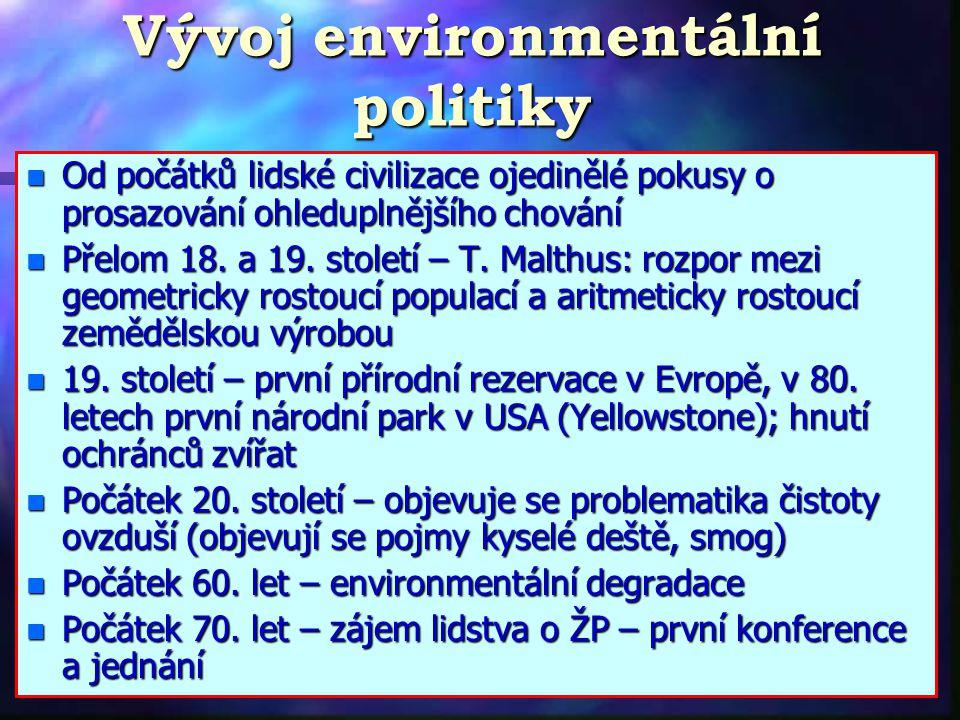Ekologická stopa 2004 (v milionech globálních hektarů)