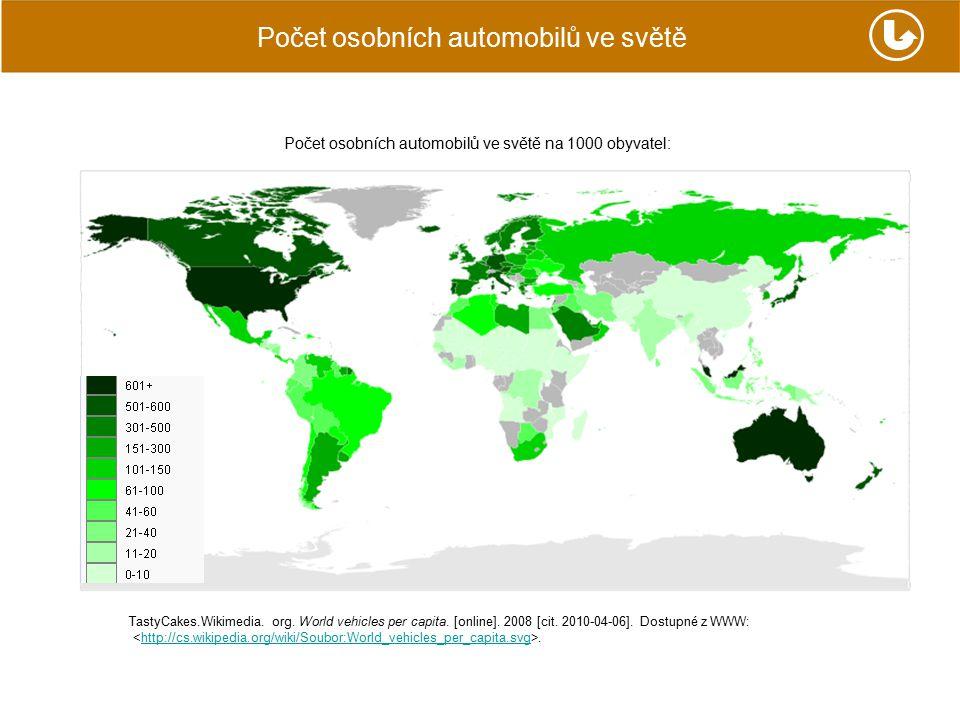 TastyCakes.Wikimedia.org. World vehicles per capita.