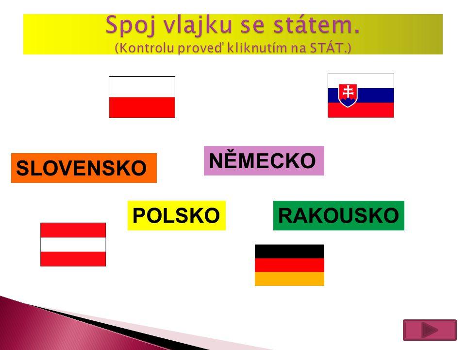 NĚMECKO SLOVENSKO RAKOUSKOPOLSKO