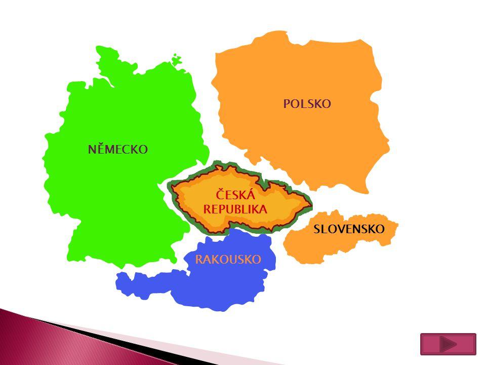  Rozloha nebo-li velikost ČR je skoro 79 tisíc čtverečních kilometrů.