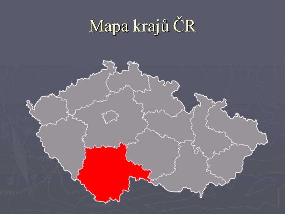 Geografická mapa